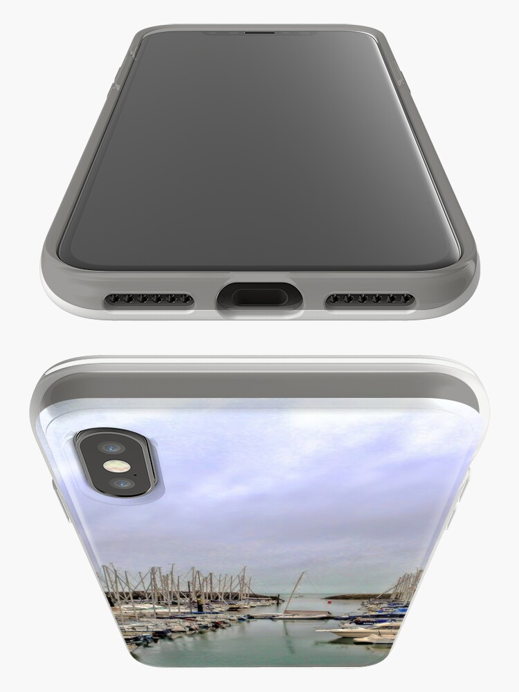 Alternate view of Howth Harbour iPhone Case & Cover