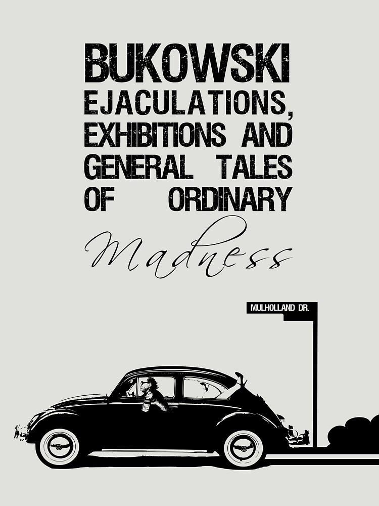 tales of ordinary madness charles bukowski