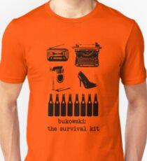 Bukowski: the survival kit T-Shirt