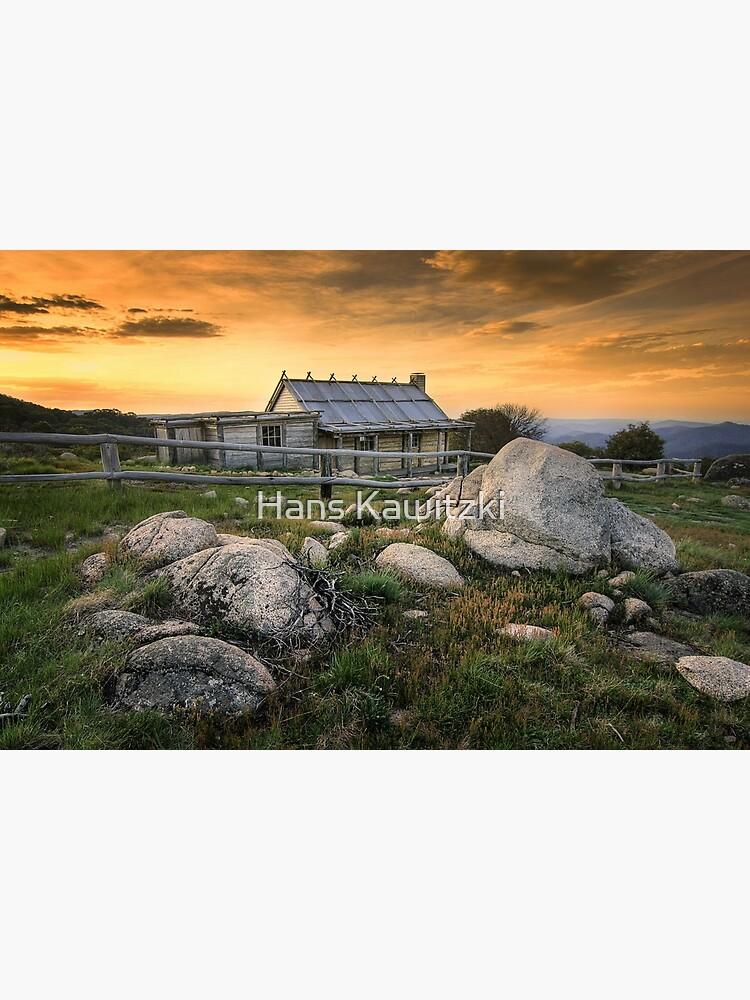 1081 Craig's Hut - Mt Stirling by HansKawitzki