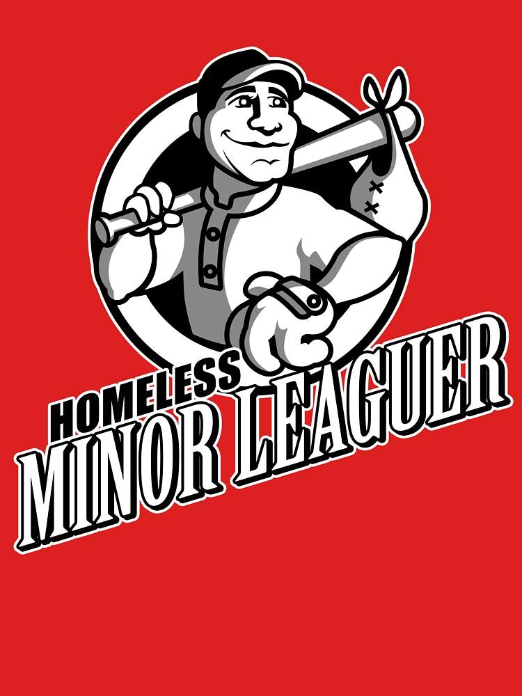 Homeless Minor Leaguer by mattypare