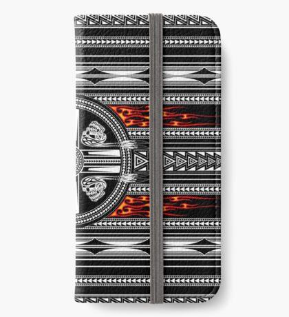 Fire Spirit iPhone Wallet