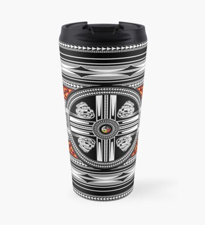 Fire Spirit Travel Mug