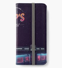 Pop's Diner iPhone Wallet/Case/Skin