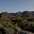 Lofoten by Per E. Gunnarsen