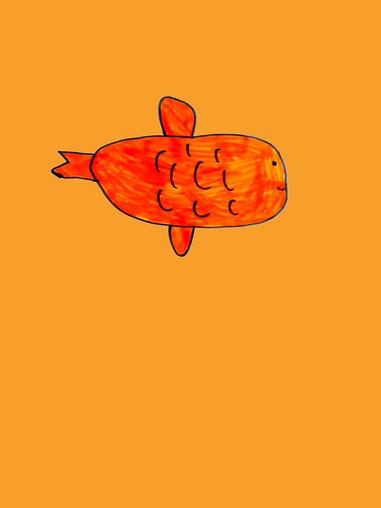 Goldfish by hamletcentre