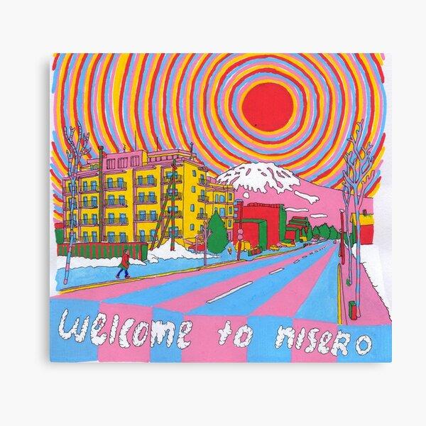 Niseko Canvas Print
