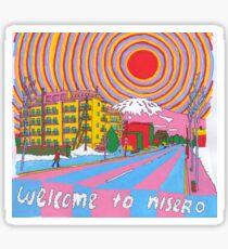 Niseko Sticker