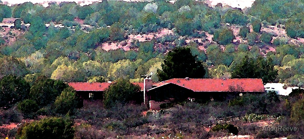 High Mesa Ranch by AndyReeve