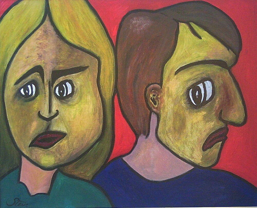 Mutual Misunderstanding by Stephen Stevenson