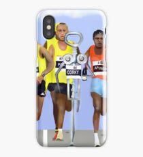 Corky in a Marathon iPhone Case