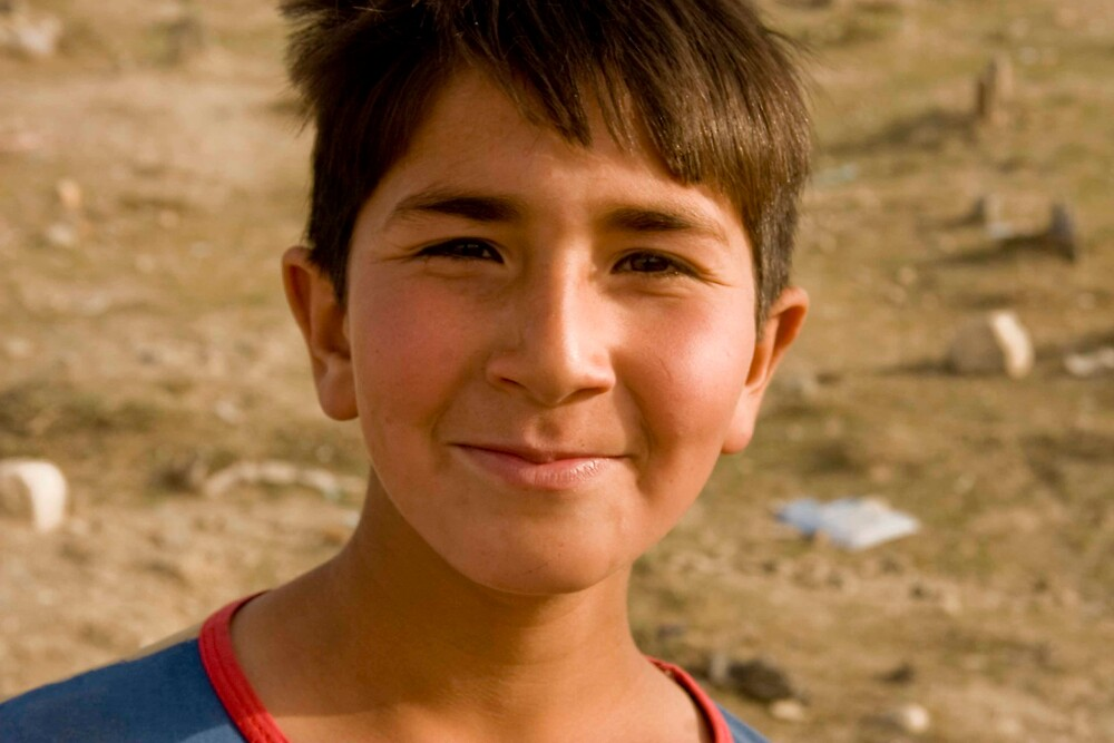 Child of Afghanistan 7 by Jacob Simkin