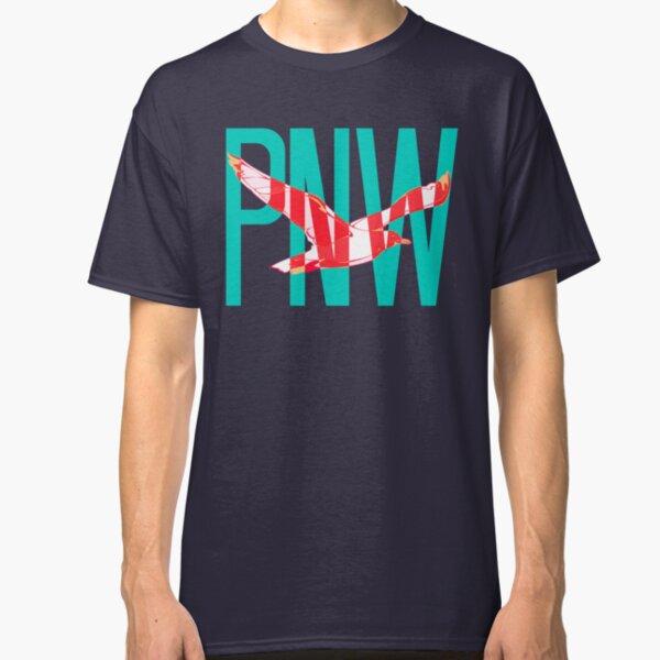 PNW Coastal Seagull Classic T-Shirt