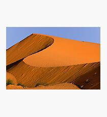 1116 Dune at Sunrise Photographic Print