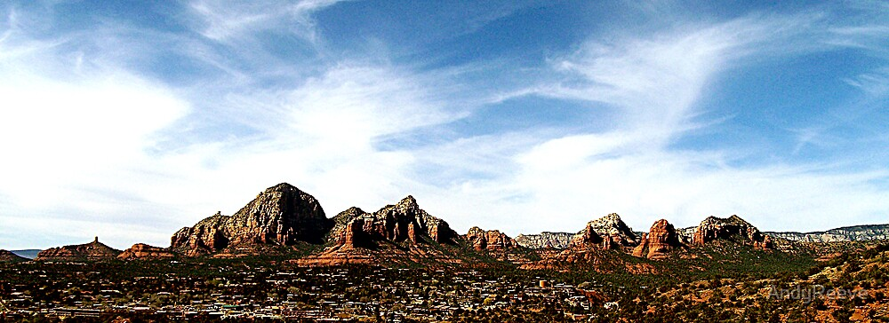 Sedona - Arizona. by AndyReeve