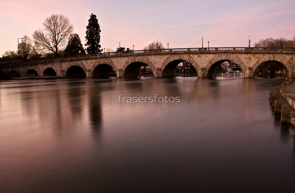 Maidenhead Bridge by frasersfotos