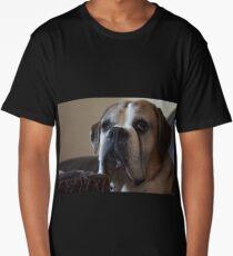 boxer dog Long T-Shirt