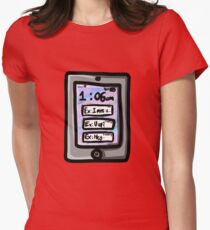 Text From Your Ex Womens Fitted T-Shirt