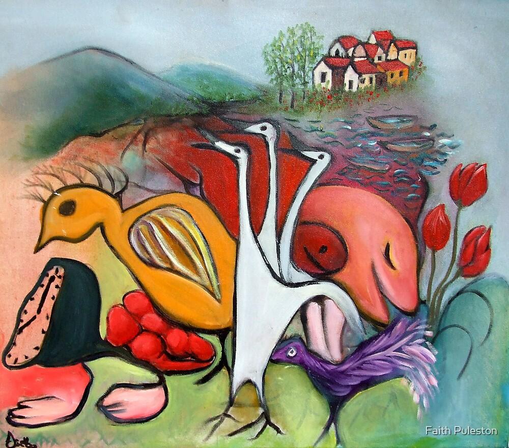 Fairytale I by Faith Puleston