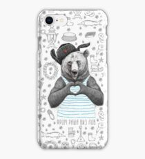 From Russia with love pattern iPhone Case/Skin