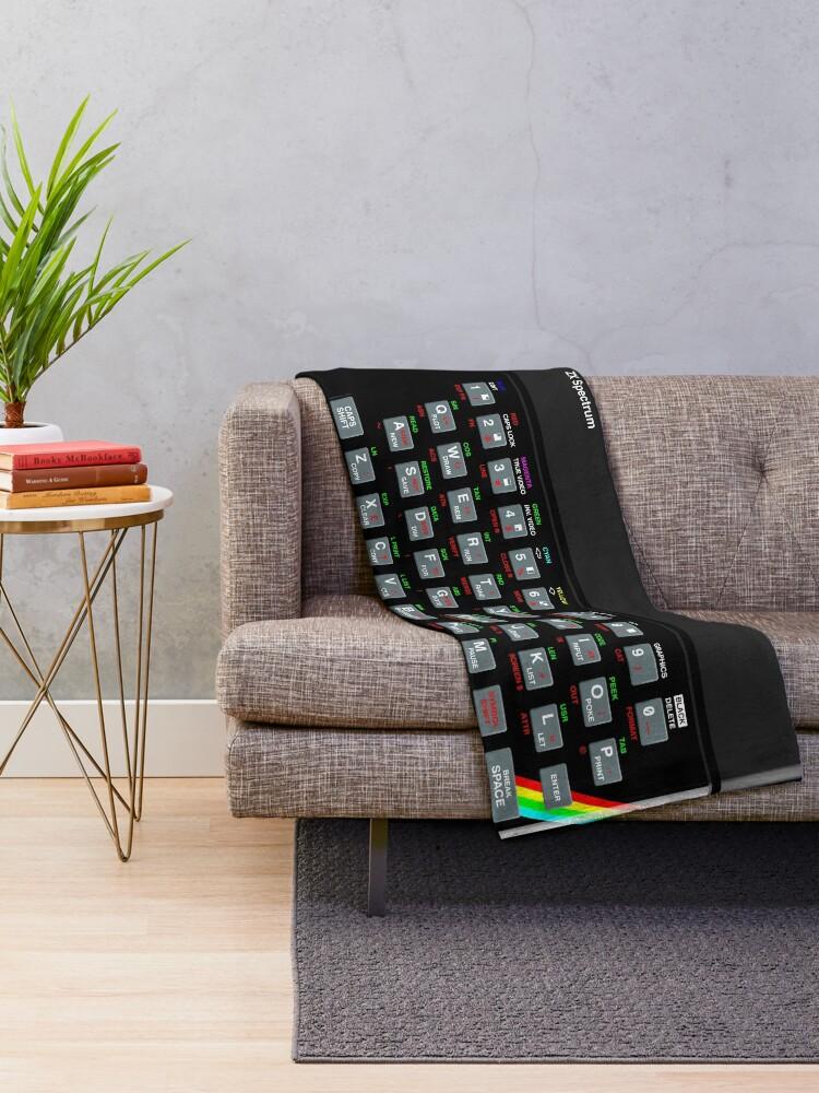Vista alternativa de Manta ZX Spectrum