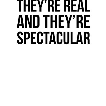 They're real and they're spectacular by QuotingCool