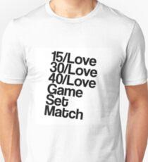Tennis Sweep T-Shirt