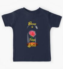 Beauty is Found Within  Kids Tee