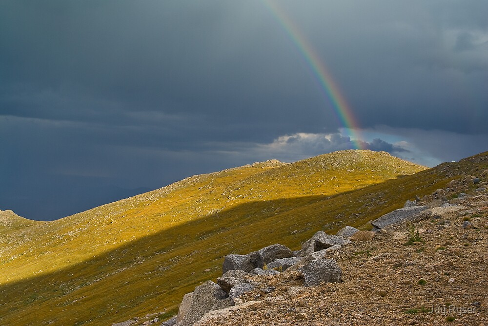 Rainbow by Jay Ryser