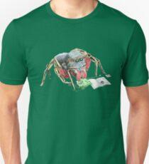 Knitting Spider Unisex T-Shirt