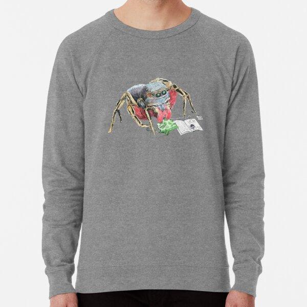 Knitting Spider Lightweight Sweatshirt