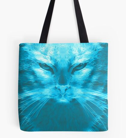 LightCyan Tote Bag