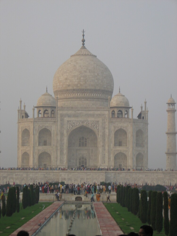 Taj Mahal I - Agra, India by Alice Chai