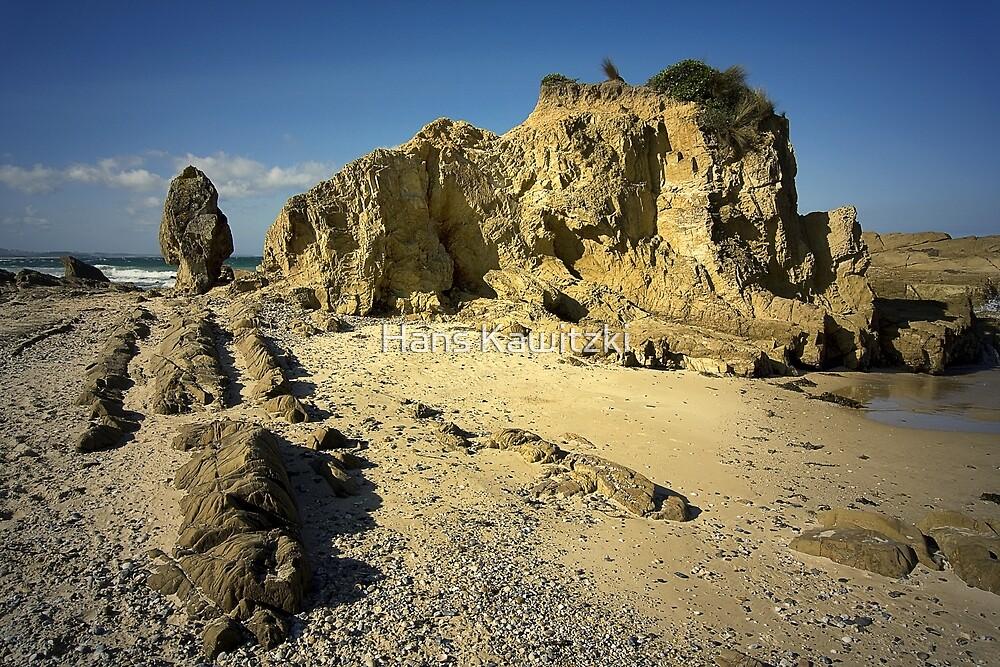 1149 Rocks and Sea by Hans Kawitzki