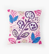 Beautiful Bold  Throw Pillow