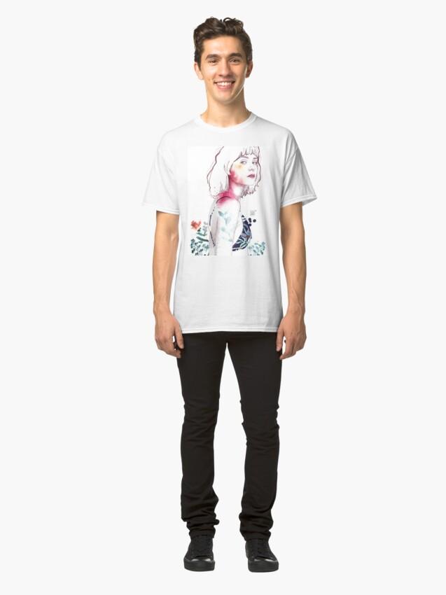 Vista alternativa de Camiseta clásica SENSE