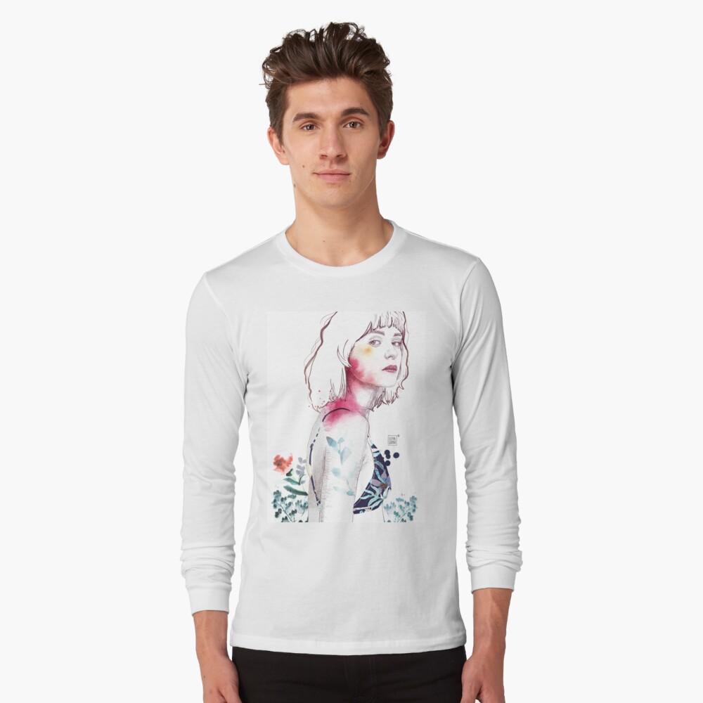 SENSE Camiseta de manga larga