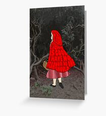 The Way Is Clear... Greeting Card