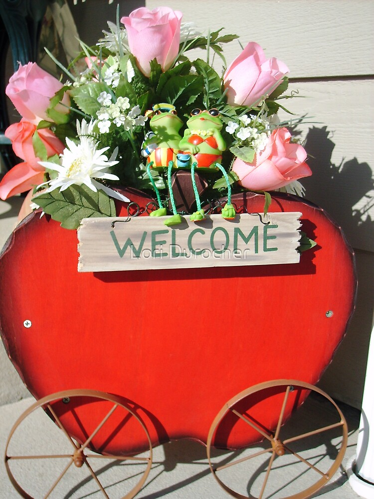 Welcome Wagon by Lori Durocher