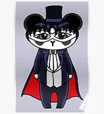 Tuxedo Panda Poster