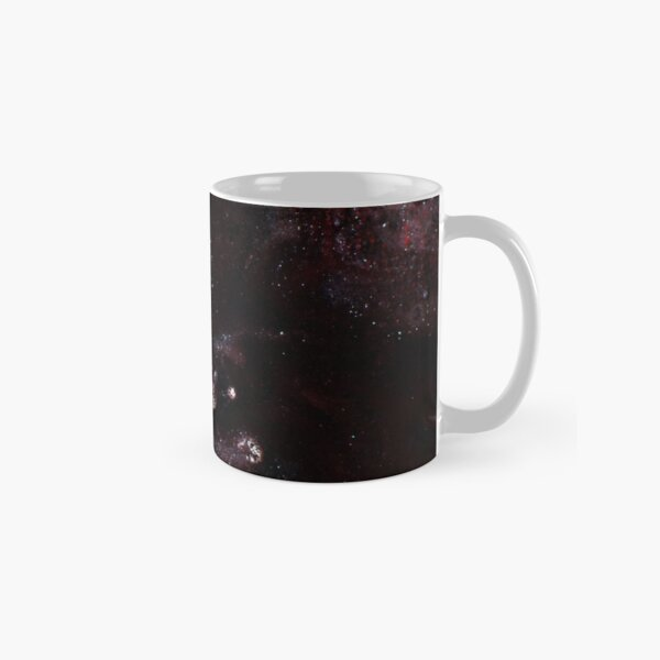 We Learned Our Lessons From the Stars Classic Mug