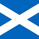 Scotland Flag Products by Mark Podger