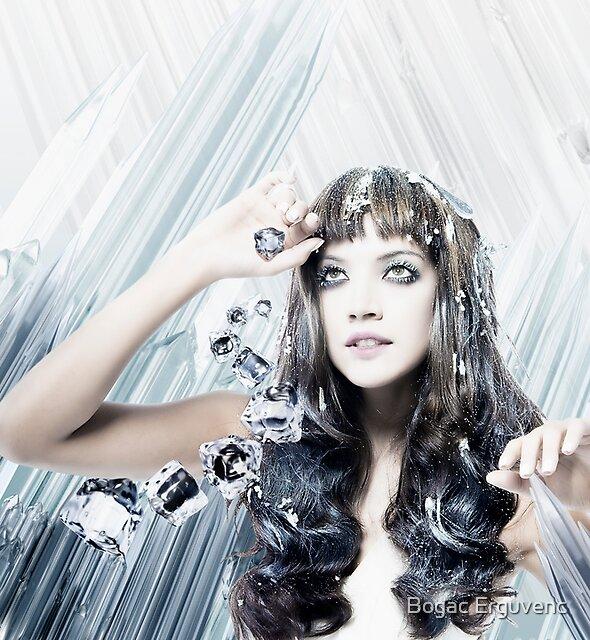 Ice Queen by Bogac Erguvenc