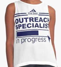 OUTREACH SPECIALIST Contrast Tank