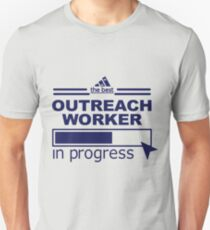 OUTREACH WORKER Unisex T-Shirt