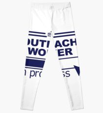 OUTREACH WORKER Leggings
