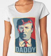 President Donald J. Trump Daddy Store - Milo Yiannopoulos Women's Premium T-Shirt