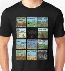 Raising Horizons TrowelToon BLACK T-Shirt