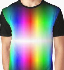 Pixel Colour Select Graphic T-Shirt