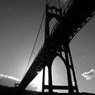 St. John's Bridge by Shawn Cooney